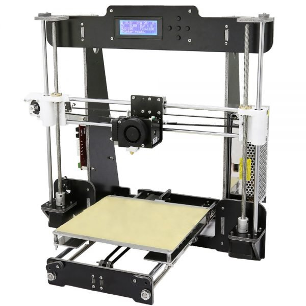 Auto level reprap prusa i3 large build 3d printer with arduino newest mainboard 2