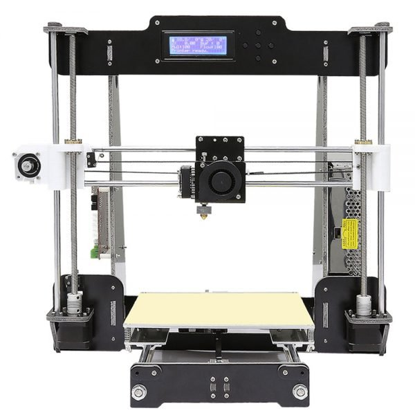 Auto level reprap prusa i3 large build 3d printer with arduino newest mainboard 3