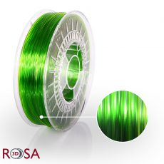 PETG Standard Light Green Transparent ROSA3D