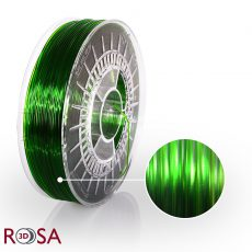 PETG Standard Pure Green Transparent ROSA3D